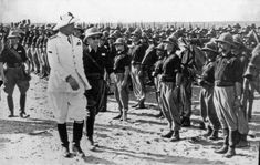 Mussolini dreamed of restoring the Roman Empire and cast his eyes toward Greece and North Africa. In July he ordered Marshal Rodolfo Graziani, a vet of the 1936 invasion of Ethiopia, to prepare an offensive on British-held Egypt. His army (including a motorized brothel) dithered, then drove 60 mostly unopposed miles into Egypt.