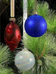 Red, White & Blue Christmas