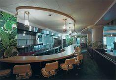 Ambassador Hotel Coffee Shop, Los Angeles, CA, 2005