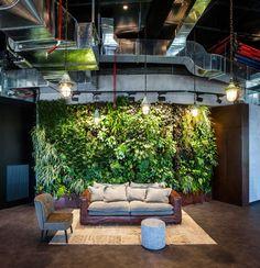 Industrial Office in Tel Aviv - Designist