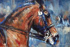 Horse Art: Nina Smart