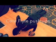 Core Flyte muscle activation test - YouTube