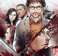 <b>The critically acclaimed, recently renewed <i>Hannibal</i> has rapidly developed a large, enthusiastic fan base with an ever-growing online presence.</b>