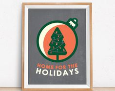 Holiday Gift for Coworkers  Home Christmas by MMcKinneyDesigns
