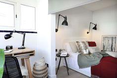 Dröm Living: Especialistas en reformas integrales e Interiorismo en Barcelona Barcelona, Renovation, Hotels, Restaurants, Bedding, Desk, Beds, Interiors, Barcelona Spain