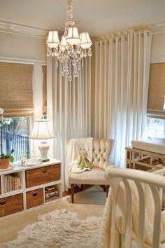 Dream House Nursery...not necessarily ideal but very beautiful regardless <3