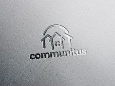 communitus logo design