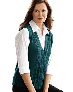 National Classic Sweater Vest