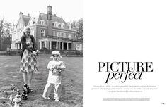 Editorial design JAN Magazine 6-2008 fashion