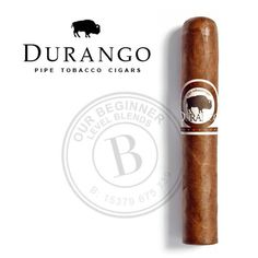 durango pipe tobacco cigars....supposed to smell great