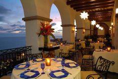 La Frida, Pueblo Bonito Sunset Beach, Restaurant Terrace - special occasion restaurant