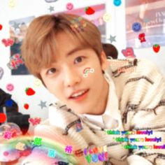 Nct 127, Love Of My Life, My Love, Cybergoth, Na Jaemin, Cute Icons, Kpop Aesthetic, Asian Boys, Video Editing