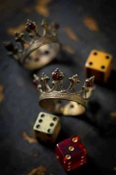 I used to roll the dice, feel the fear in my enemy's eyes, listen as the crowd would sing, now the old king's dead, long live the king.