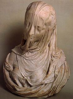 """Clean"" του Antonio Corradini - Προτομή γυναίκας με πέπλο (Puritas), χρον. 1717/1725 Marble Museo del Settecento Veneziano, Βενετία Πηγή: www.lifo.gr"