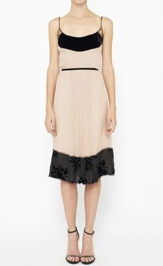 Little Black and Nude Dress - LBND?