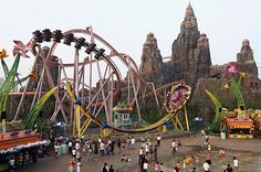 """amusement park pictures 
