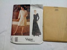 This item is unavailable Vogue Patterns, Princess Seam, 1990s, My Etsy Shop, Retro, American, Long Sleeve, Check, Vintage