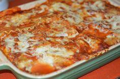 Heart Healthy Lasagna