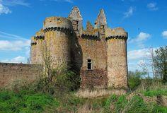 83a Chateau L'Ebaupinay Argenton-les-Vallees - Liste des monuments historiques des Deux-Sèvres — Wikipédia