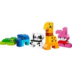 LEGO 10573 Duplo Lustige Tiere   Intertoys