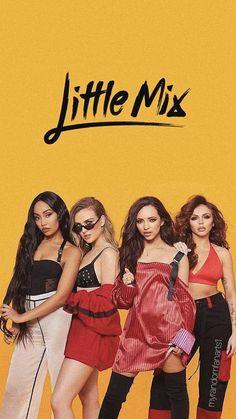 Little Mix wallpaper. on ig wallpaper Little Mix Jesy, Little Mix Style, Little Mix Girls, Jesy Nelson, Perrie Edwards, My Girl, Cool Girl, Litte Mix, Mixed Girls