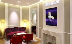 Wellendorff jewellery boutique by Stefano Tordiglione Design, Hong Kong jewellry