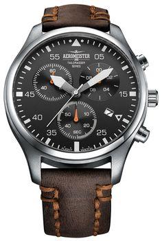 Aeromeister AM8013 Taildragger Chronograaf horloge - http://soheri.guugles.com/2018/02/14/aeromeister-am8013-taildragger-chronograaf-horloge/