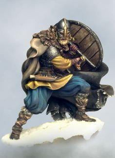 Winter is coming SV-04 54 mm 1/32 | The Vikings | Miniaturas Andrea | Andrea Europe