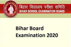 The Bihar School Examination Board (BSEB) has announced that it will declare the result for class board examination in April Examination Board, 10th Result, On This Date, Board Exam, Boards, Student, Magazine, Education, School