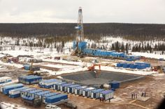 Rosneft Produced 1 Millionth Ton of Crude Oil at the Northern Tip