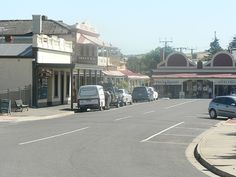 Strathalbyn Victoria Hotel and Prices Bakery South Australia, Street View, Victoria, Explore, Exploring