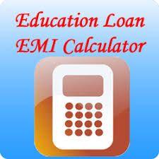Educational Loan Emi Calculator Loan Calculator Personal Loans Loan