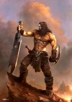 Image result for d&d barbarians