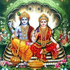 Lord Dhanvantari Dhanvantari is an Avatar of Maha Vishnu. He appears in the Vedas and Puranas as the physician of the gods (devas), and the god of Ayurvedic medicine. Durga Images, Lakshmi Images, Lord Krishna Images, Lakshmi Photos, Shiva Hindu, Hindu Deities, Hindu Art, Shri Ganesh, Lord Ganesha Paintings