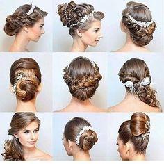 Ainda tá em dúvida sobre o penteado? Que tal escolher um desses?