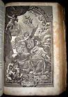 1788 ELECTORS Lutheran HOLY BIBLE Folio BIBLIA Antique GERMAN Luther SAUBERT