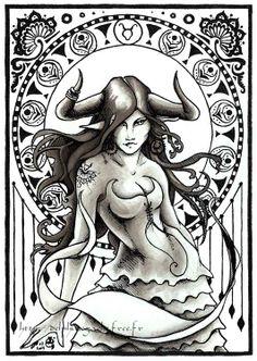 Taurus women horoscope (Born Between April 20-May 20)