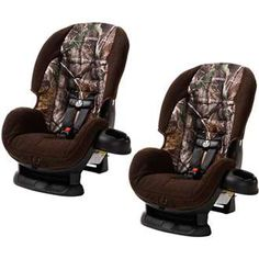 real tree baby stuff | Cosco Scenera Realtree Convertible Car Seat Value Bundle features