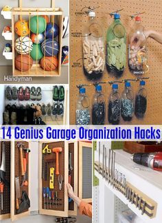 Whether you have a garage or not, these organization ideas are sure to inspire! The start of a new year brings the urge to reorganize the things in your life. I always start to get an itch to purge, organize, and straighten pretty much the entire house about now. And I mean the ENTIRE house [...]