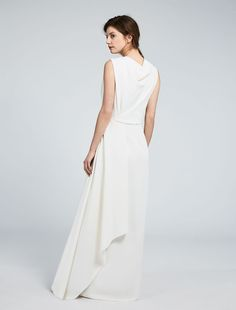 TIMO by Max Mara Bridal / Cady dress. Back