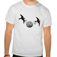 migrating coconut tee shirt