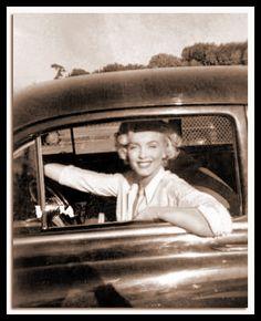 Marilyn Monroe, 1951