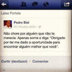-Pedro Bial