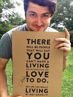 Signed Limited Edition Poster – OLAN ROGERS (I NEED this! It's only $10.00!!)