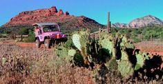 Diamondback Gulch Sedona Arizona Tour