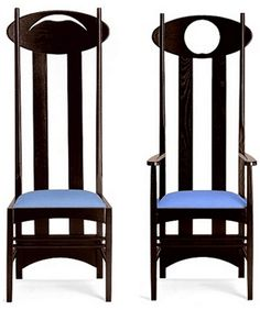 Charles MacIntosh, Argyle Chairs