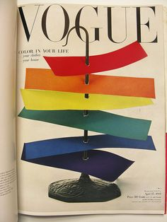 Vogue 1949 Irving Penn by warymeyers blog, via Flickr