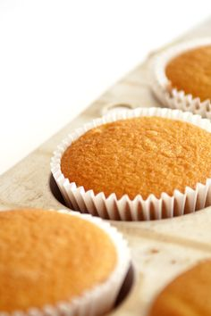 Healthy Cupcakes With Banana Frosting   Fit and Fab Living   Health   Beauty   Fitness   Fashion