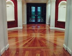 Better care for your wood floors?