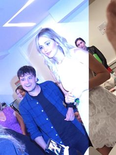See more about Jennifer Lawrence, josh hutcherson and joshifer..
